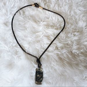 Jewelry - Tag Necklace